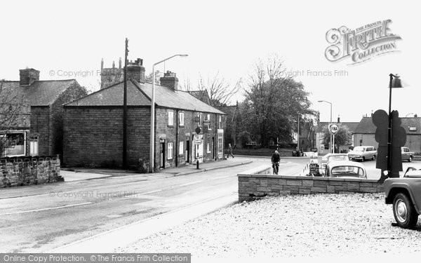 Photo of Brimington, Manor Road c.1965