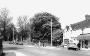 Brimington, Ringwood Road And Church c.1965