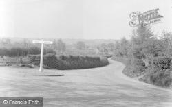 Brimpton, General View 1952