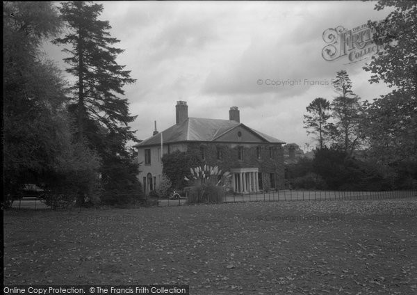 Brimpton, Hyde End House 1939