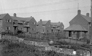 Brimpton, New Housing Estate 1952
