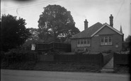 Brimpton, Post Office 1939