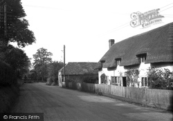 Brimpton, Post Office And Stores 1939