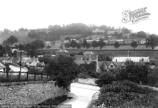 Brimscombe, Corner And Burleigh 1910
