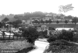 Brimscombe, Corner And Burleigh 1910