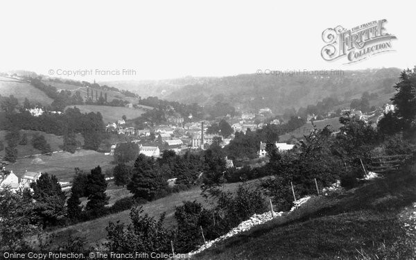 Brimscombe, The Valley 1900