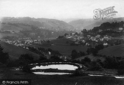 Brimscombe, The Valley 1910