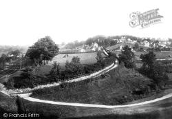 Brimscombe, Walls Quarry 1901