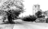 Brinklow, Church Crescent c.1965