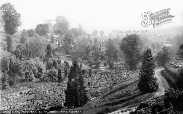 Photo of Bristol, Arnos Vale Cemetery 1887