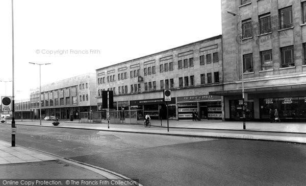 Bristol, Bond Street c.1960