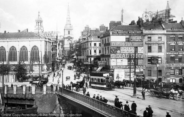 Photo of Bristol, Bridge 1901
