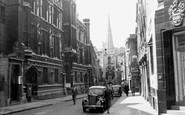 Bristol, Broad Street c1935