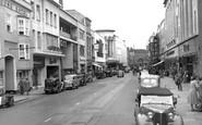 Bristol, Broadmead c.1953