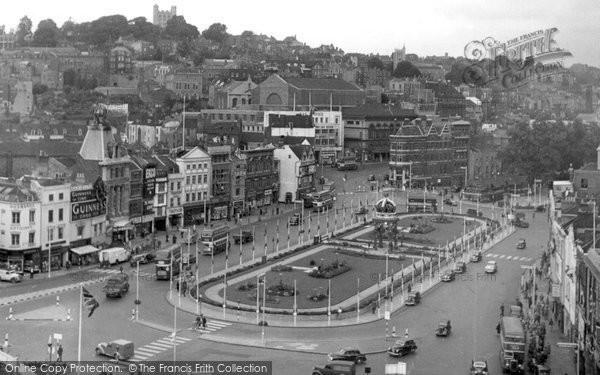 Bristol, c.1953