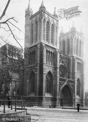 Bristol, Cathedral 1890