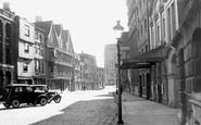 Bristol, King Street and Theatre Royal c1950