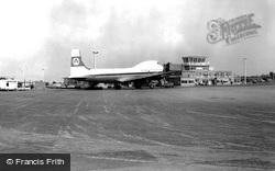 Bristol, Lulsgate Airport c.1965