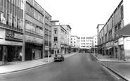 Bristol, Merchant Street c1965