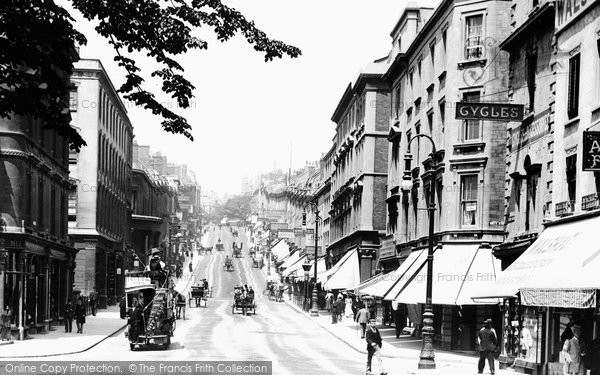 Photo of Bristol, Park Street 1900