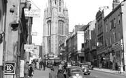 Bristol, Park Street 1950