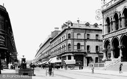 Bristol, Queen's Road 1900