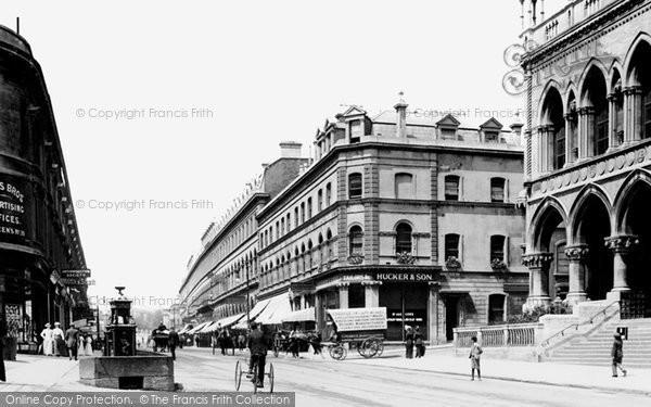 Bristol, Queens Road 1900