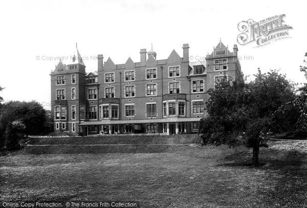 Photo of Bristol, Royal Victoria Convalescent Home 1901, ref. 46498