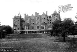 Bristol, Royal Victoria Convalescent Home 1901