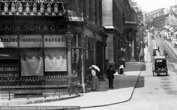 Bristol, Saddler And Harness Maker 1900