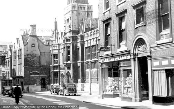 Bristol, Small Street c.1950