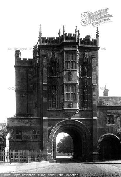 Bristol, St Augustine's Gate 1896