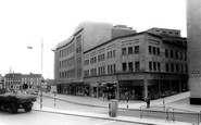 Bristol, St James Barton c1960