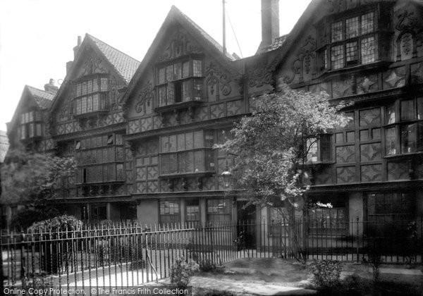 Bristol, St Peter's Hospital 1901