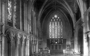 Bristol, The Cathedral, The Elder Lady Chapel 1900