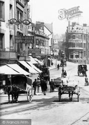 Bristol, The City Centre 1900