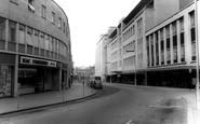 Bristol, the Horse Fair c1960