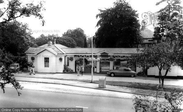 Bristol, The Zoo c.1960