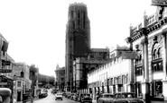 Bristol, University c1955