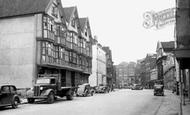 Bristol, Ye Llandoger Trow c1950
