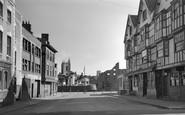 Bristol, Ye Llandoger Trow c1961