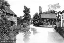 Britford, The Village 1906