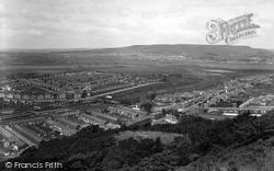 Briton Ferry, The Town c.1950