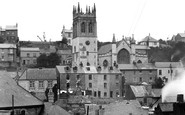 Brixham, All Saints Church 1931