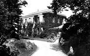 Brixham, Berry Head House 1925