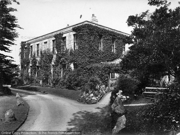 Brixham, Berry Head House 1925