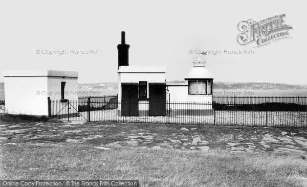 Brixham, Berry Head Lighthouse c.1955