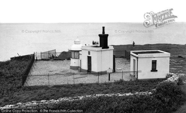 Photo of Brixham, Berry Head Lighthouse c1955