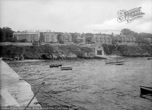 Brixham, Berry Head Road And The Lifeboat House 1922