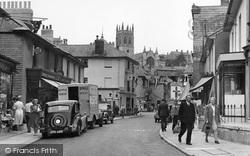 Brixham, Boton Street c.1950
